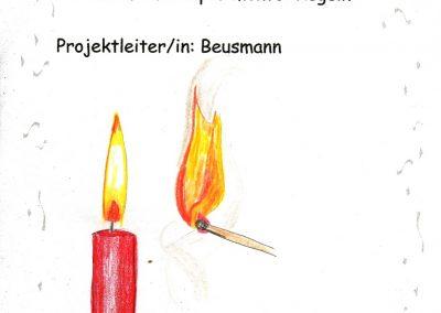03 Feuer - Feuerexperimente - Regeln