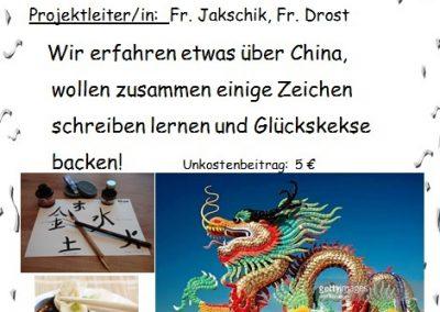 28 fēngshuǐ – Die fünf Elemente auf Chinesisch
