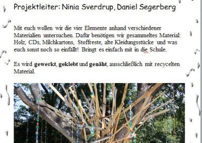29 Sonne, Wind, Wasser und Erde - Recycling