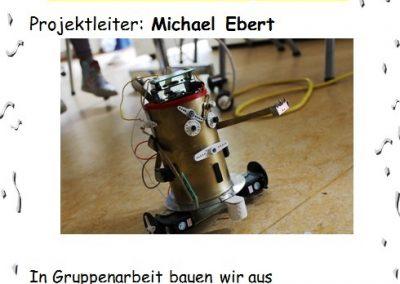32 Roboter bauen und programmieren