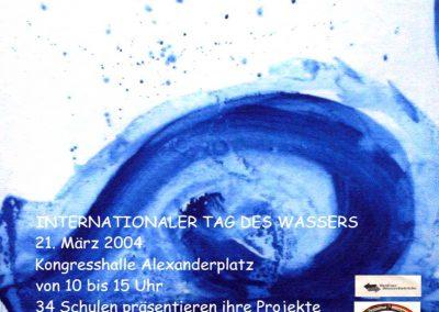 Plakat Welle